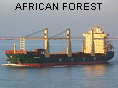 AFRICAN FOREST IMO9425162