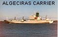 ALGECIRAS CARRIER  IMO7707918