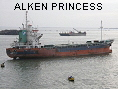 ALKEN PRINCESS IMO9020613