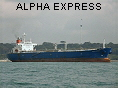ALPHA EXPRESS IMO9222699