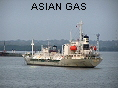 ASIAN GAS IMO9003990