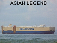 ASIAN LEGEND IMO9122942