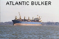 ATLANTIC BULKER  IMO7916222