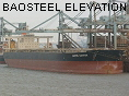 BAOSTEEL ELEVATION IMO9406453