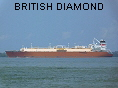 BRITISH DIAMOND IMO9333620