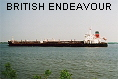 BRITISH ENDEAVOUR IMO9242479