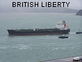 BRITISH LIBERTY IMO9285756