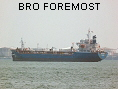 BRO FOREMOST IMO9207273
