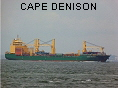 CAPE DENISON IMO9231119