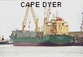 CAPE DYER IMO9235983