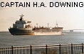 CAPTAIN H.A. DOWNING IMO5137767