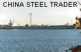 CHINA STEEL TRADER IMO9127265