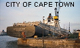 CITY OF CAPE TOWN IMO7510901