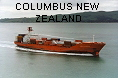 COLUMBUS NEW ZEALAND IMO7039610