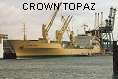 CROWN TOPAZ IMO9191498