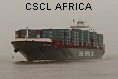 CSCL AFRICA IMO9286011