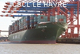 CSCL LE HAVRE IMO9307243