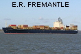 E.R. FREMANTLE IMO9152856