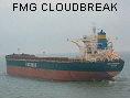 FMG CLOUDBREAK IMO9474137