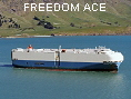 FREEDOM ACE IMO9293662