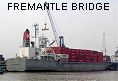 FREMANTLE BRIDGE IMO9181730