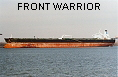 FRONT WARRIOR IMO9169689