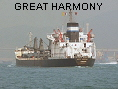GREAT HARMONY IMO7366104