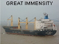 GREAT IMMENSITY IMO9188025
