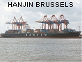HANJIN BRUSSELS IMO9200691