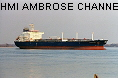 HMI AMBROSE CHANNEL IMO9144914