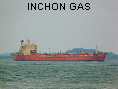 INCHON GAS IMO8717922