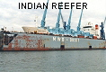 INDIAN REEFER IMO8819275
