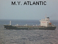 M.Y. ATLANTIC IMO9359923