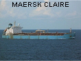 MAERSK CLAIRE IMO9116905