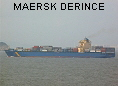 MAERSK DERINCE IMO9301328