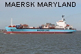 MAERSK MARYLAND IMO9007829