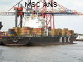 MSC ANS IMO9282261