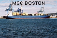 MSC BOSTON IMO9057472