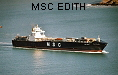 MSC EDITH IMO9169029
