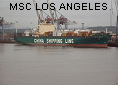 MSC LOS ANGELES IMO9222986