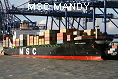 MSC MANDY IMO8918966