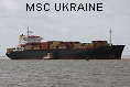 MSC UKRAINE IMO8302155