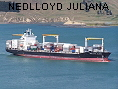 NEDLLOYD JULIANA IMO9275036