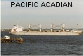 PACIFIC ACADIAN IMO9116644