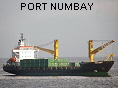 PORT NUMBAY IMO8214384