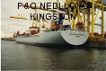 P&O NEDLLOYD KINGSTON IMO9141780