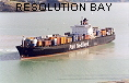 RESOLUTION BAY IMO7417575