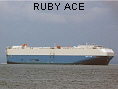 RUBY ACE IMO9476757