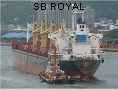 SB ROYAL IMO9133288