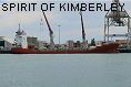 SPIRIT OF KIMBERLEY IMO9184689